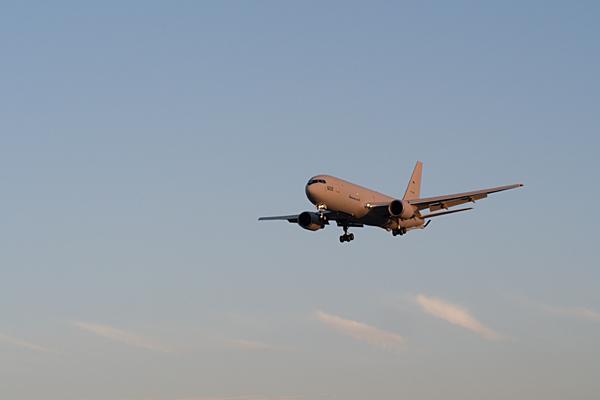 飛行機のいる空6