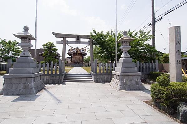 長須賀八幡社