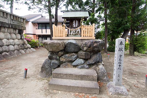 赤星神社津島社