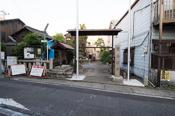 太閤厳島社