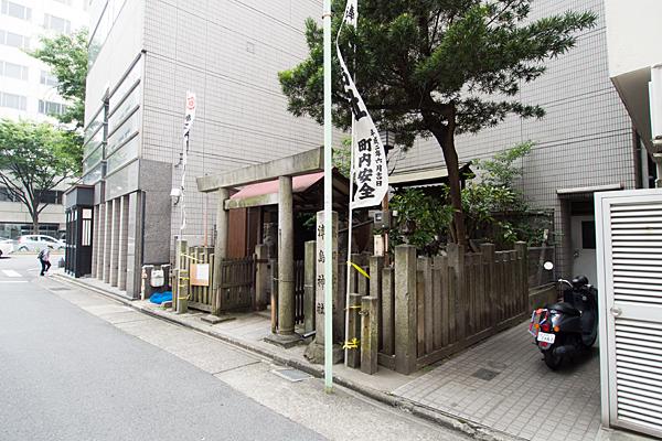 東柳町津島社