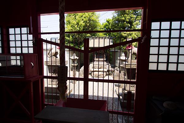 西古渡神社稲荷社