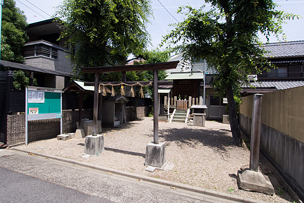 村雲八王子神社