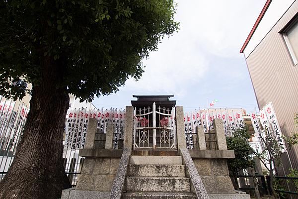 北川天満宮社殿