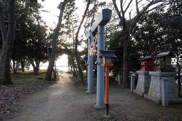 尾張猿田彦神社奥宮