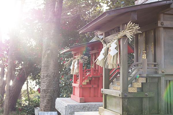 尾張猿田彦神社千勝神社と宇受売神社