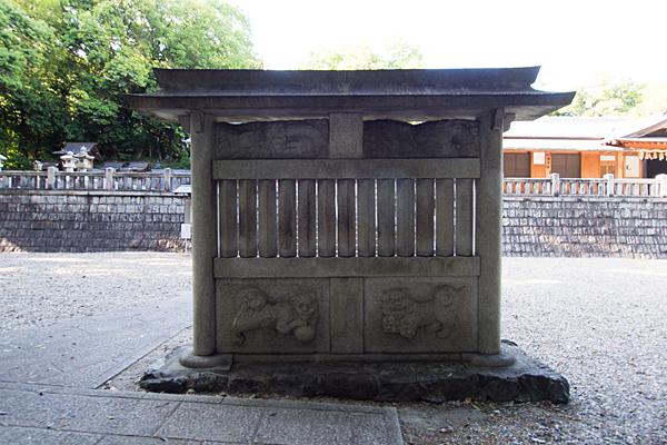日吉神社蕃塀