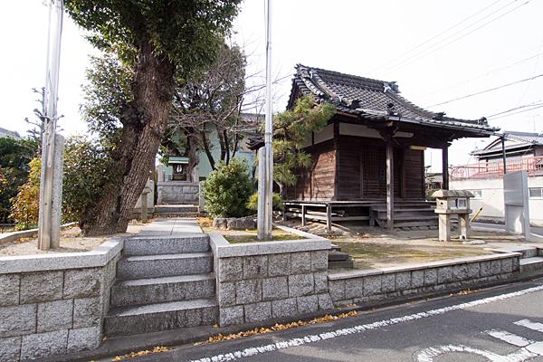 前田西町不明社