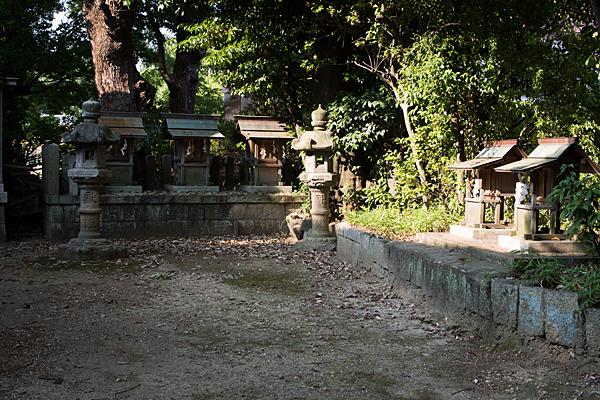 田代町山神社境内社