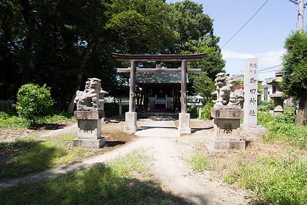 岩塚七所社御田神社