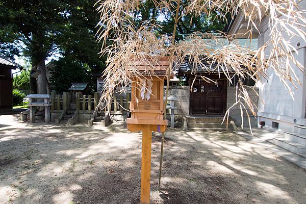 岩塚七所社笹