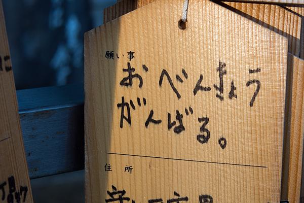 生玉稲荷神社絵馬