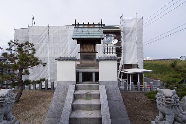 江松1神明社本社