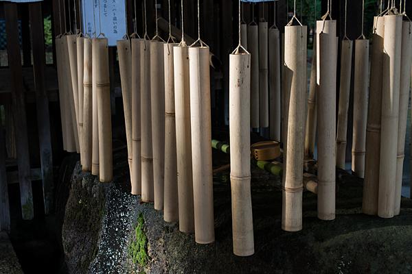 片山神社手水舎