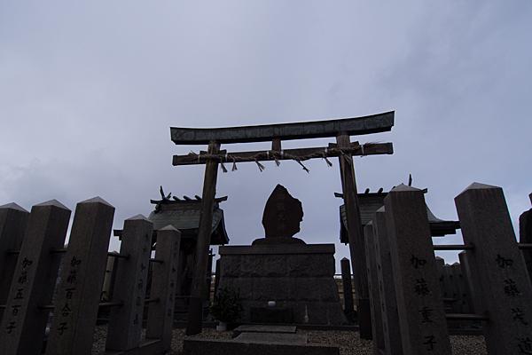 福島御嶽神社本社エリア