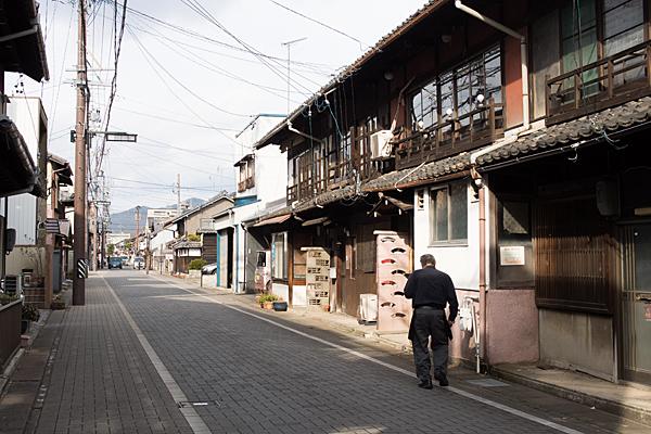 犬山城下町屋