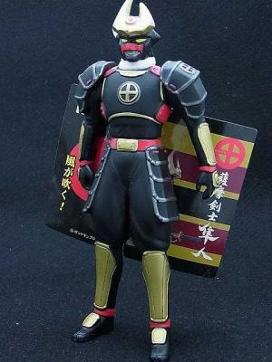 薩摩剣士隼人01