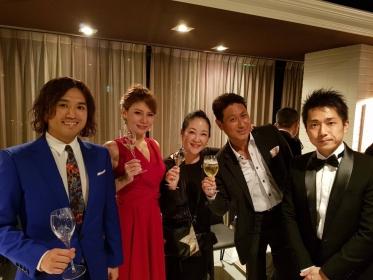 貞方さん結婚式