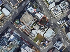 東京都 豊島区東池袋2-5-8 航空写真