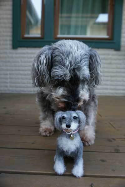 ニコ羊毛犬-2910002