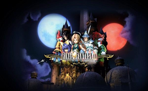 PS4 FF9 ファイナルファンタジーⅨ プレイ日記 ジタン ビビ