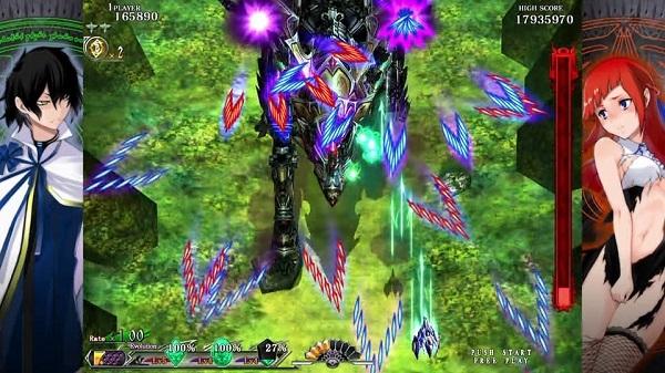 PS4 PS3 PSプラス 10月 フリープレイタイトル カラドリウス ブレイズ シューティング
