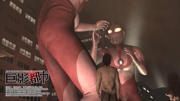 PS4 巨影都市 絶体絶命都市 ウルトラマン プレイ日記