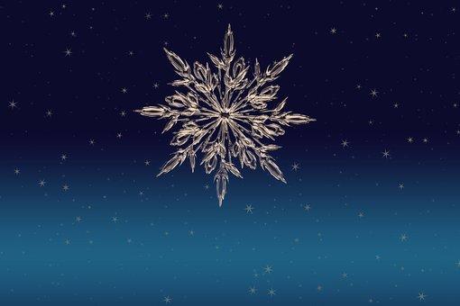 雪の結晶 (32)