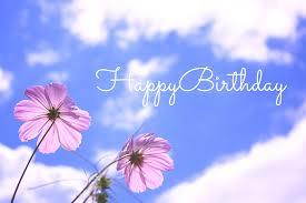 Happy Birthday!! ②