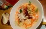 ホワイト坦々麺@東京坦々麺RAINBOW