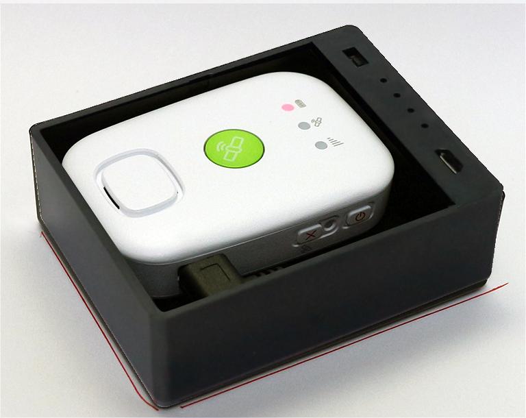 GPS追跡発信機電池BOX