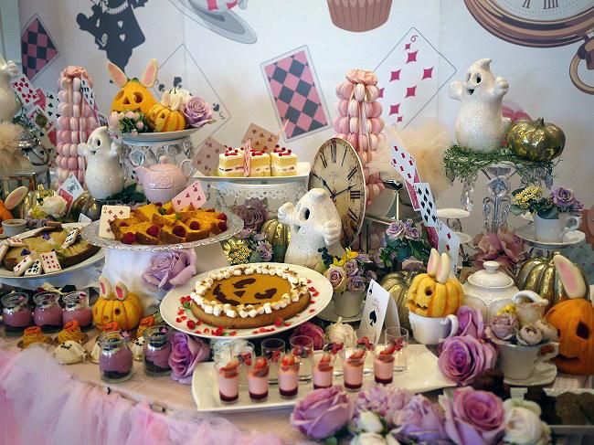 アリスのハロウィンパーティ