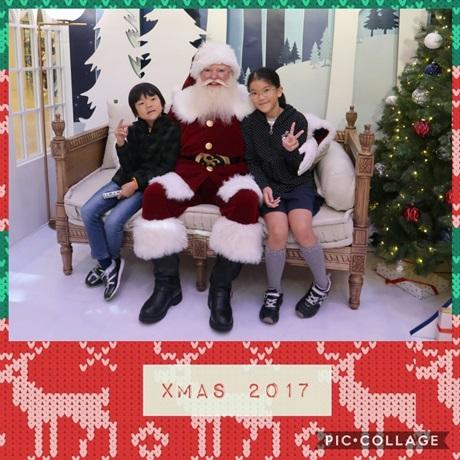 Greeting with Santa 2017-1