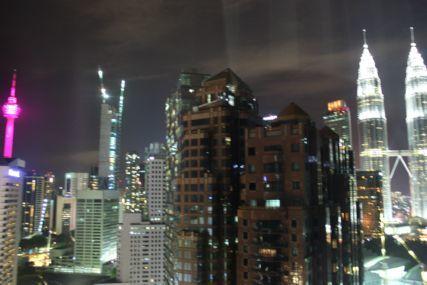 プルマンKL部屋夜景2