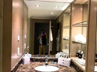 プルマンKL部屋バスルーム1