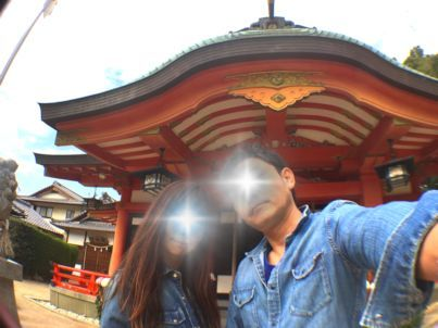 2017結婚記念日住吉神社