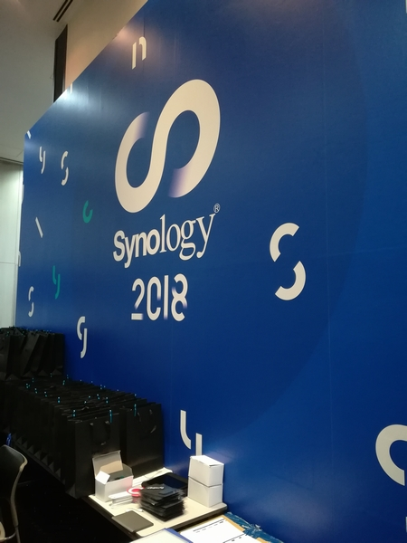 Synology 2018 in Tokyo