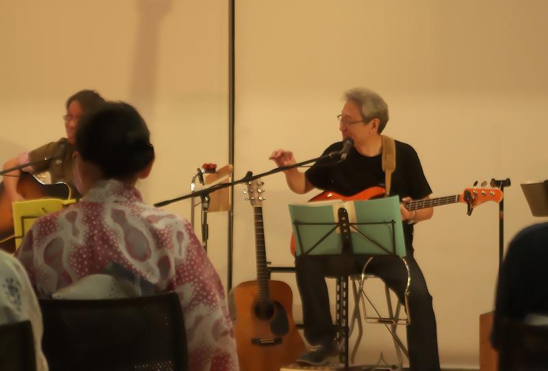 フォーチンズコンサート at 金谷