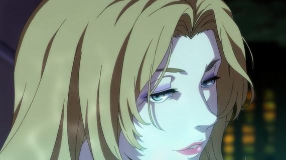 「牙狼<GARO>-VANISHING LINE-」 第3話 ルパンと不二子な関係!ジーナのセクシィバディたまらない!