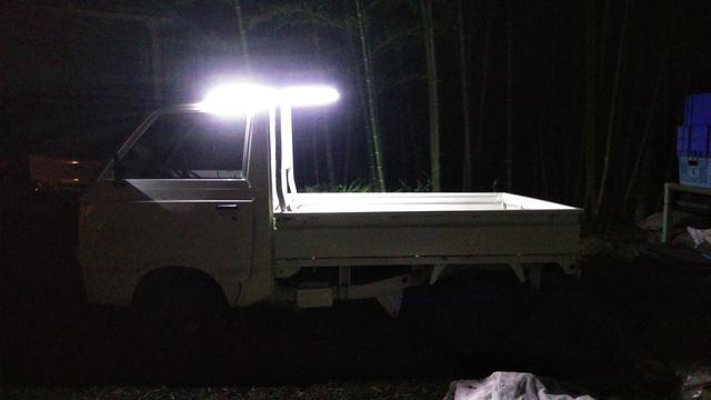 LEDを使って明るくして