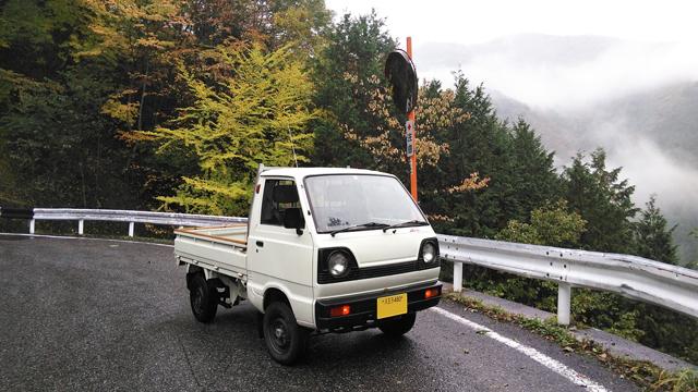 小菅から丹波山へ