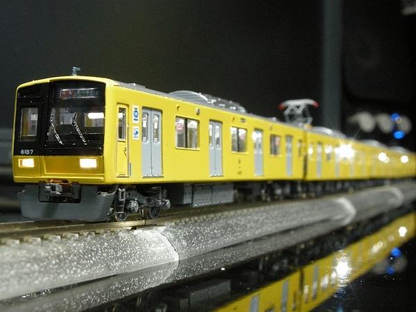 西武6000系6157F