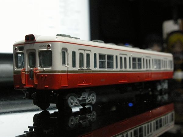 小田急百貨店開業の祝賀電車らしいが
