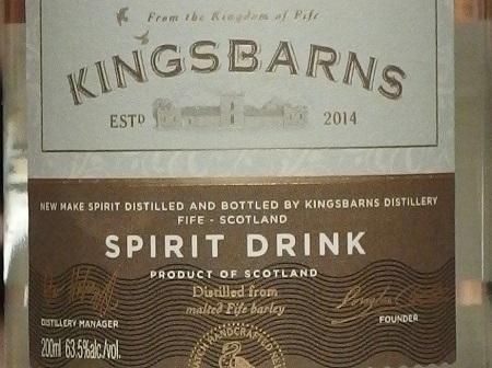 KINGSBARNS SPIRIT DRINK_L450