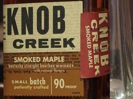 KNOB CREEK Smoked Maple 2_L450