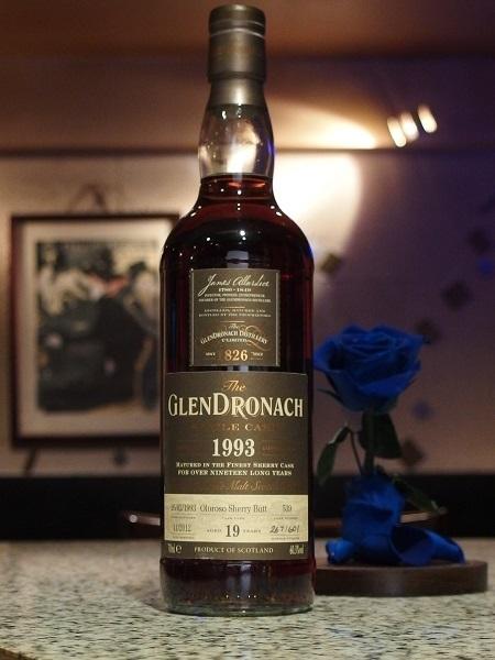GLENDRONACH 1993 19yo Oloroso_600