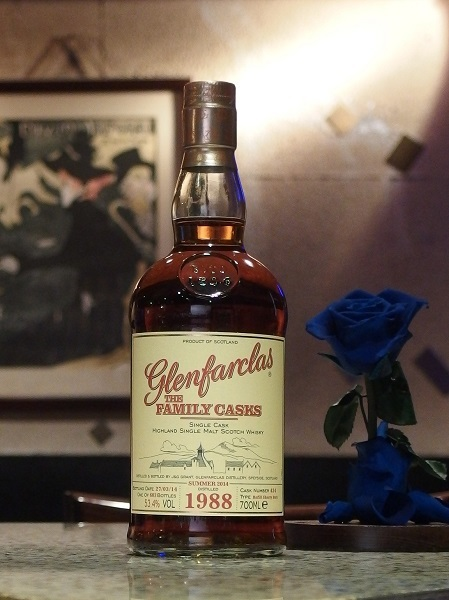 GLENFARCLAS Family Casks 1988_600