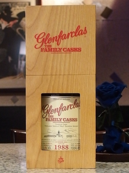 GLENFARCLAS Family Casks 1988_B600