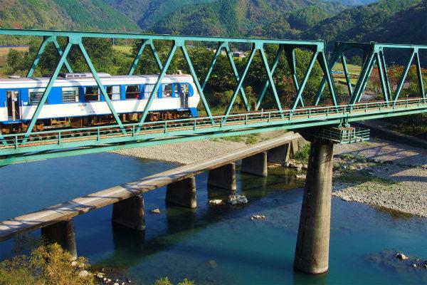 第1三島沈下橋