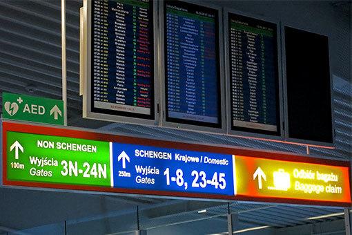 ワルシャワ・ショパン空港